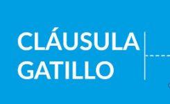 CLÁUSULA GATILLO